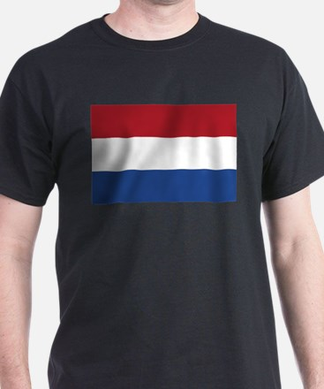 Flag of the Netherlands T-Shirt