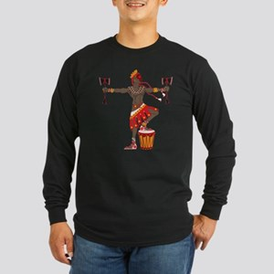 Chango Long Sleeve Dark T-Shirt
