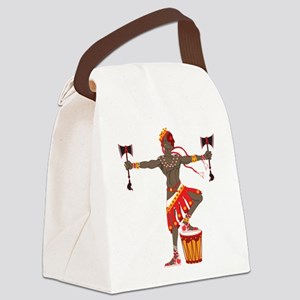 Chango Canvas Lunch Bag