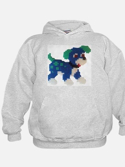 Hama Puppy (Blue) Hoody