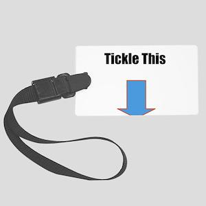Tickle Luggage Tag