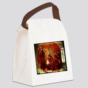 47 Ronin Canvas Lunch Bag