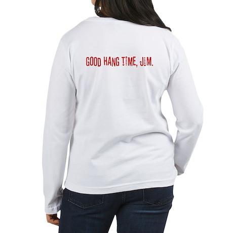 Women's Long Sleeve Radio Milan T-Shirt