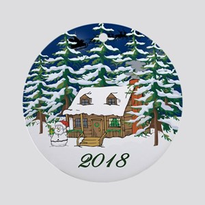 Christmas Ornament 2018