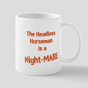 Headless horseman nightMARE Mugs