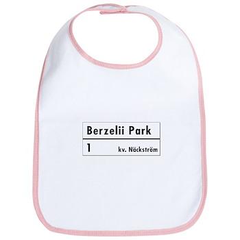 Berzelii Park, Stockholm - Sweden Bib