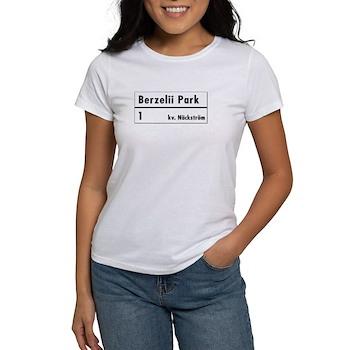 Berzelii Park, Stockholm - Sweden Women's T-Shirt