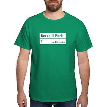 Berzelii Park, Stockholm - Sweden Dark T-Shirt