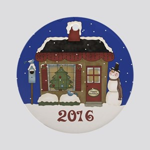 Christmas Ornament 2016