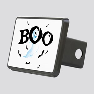 Ghost Boo Rectangular Hitch Cover