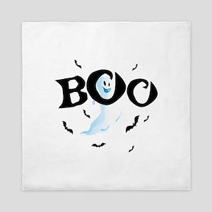 Ghost Boo Queen Duvet
