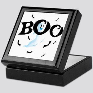 Ghost Boo Keepsake Box