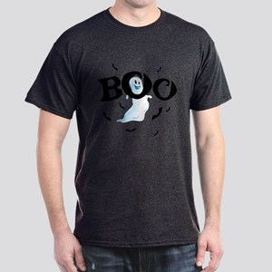 Ghost Boo Dark T-Shirt