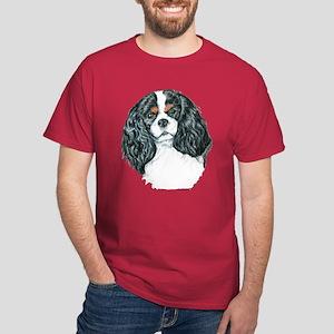 Cavalier King Charles Spaniel Dark Colored T-Shirt