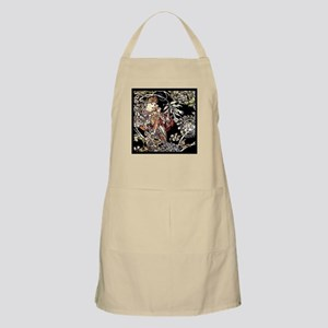 Woman With A Daisy * Revamped * - BBQ Apron