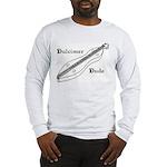 Dulcimer Dude Long Sleeve T-Shirt