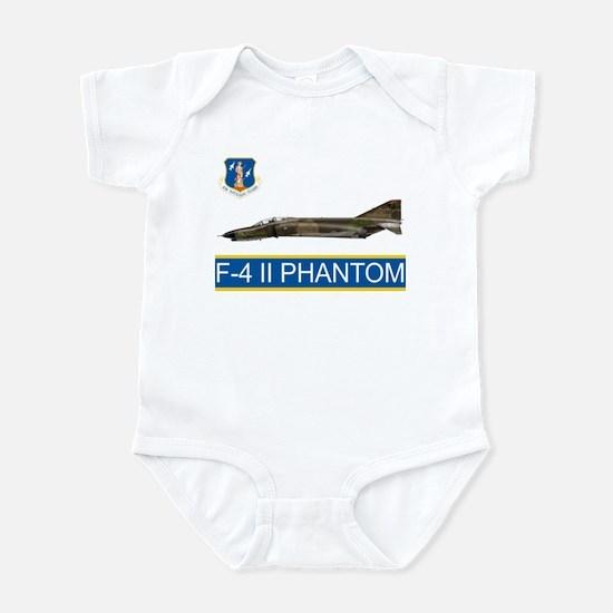 F-4 Phantom II Infant Bodysuit