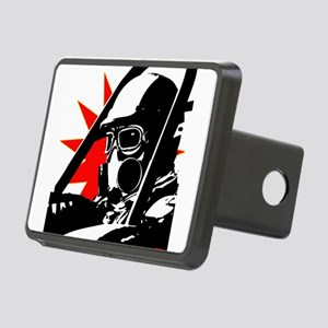 Drag Racer Hitch Cover
