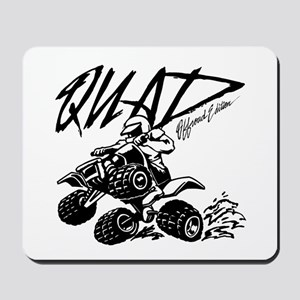 QUAD 4x4 Off Road Edition Mousepad