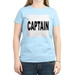 Captain Women's Pink T-Shirt