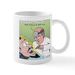 Dracula at the Dentist Mug