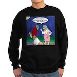 Zombie Atkins Diet Sweatshirt (dark)
