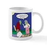 Zombie Atkins Diet Mug