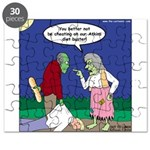Zombie Atkins Diet Puzzle