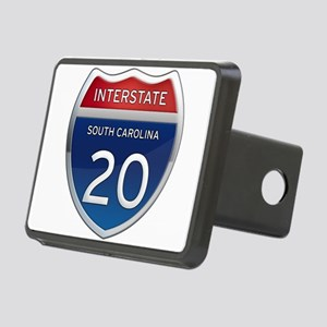 Interstate 20 Hitch Cover