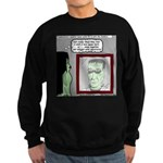 Frankenstein Zombie Sweatshirt (dark)