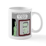 Frankenstein Zombie Mug