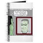 Frankenstein Zombie Journal