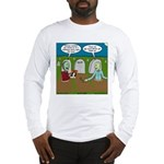 Zombie Halloween Party Long Sleeve T-Shirt