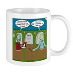 Zombie Halloween Party Mug