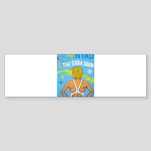 Diana Nyad Bumper Sticker