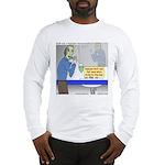 Zombie Restaurant Employees Long Sleeve T-Shirt