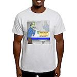 Zombie Restaurant Employees Light T-Shirt