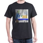 Zombie Restaurant Employees Dark T-Shirt