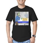 Zombie Restaurant Employees Men's Fitted T-Shirt (