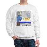 Zombie Restaurant Employees Sweatshirt