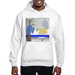 Zombie Restaurant Employees Hooded Sweatshirt