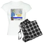 Zombie Restaurant Employees Women's Light Pajamas