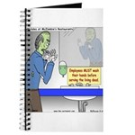 Zombie Restaurant Employees Journal
