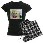 Zombie Punch Women's Dark Pajamas