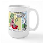 Zombie Punch Large Mug