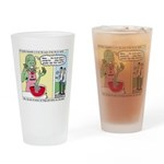 Zombie Punch Drinking Glass