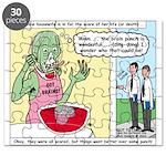 Zombie Punch Puzzle