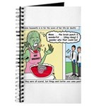 Zombie Punch Journal