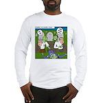 Zombie Surprise Long Sleeve T-Shirt
