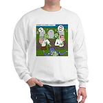 Zombie Surprise Sweatshirt